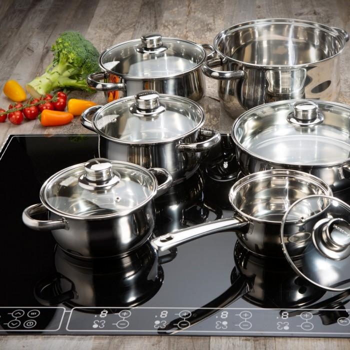 Набор посуды TRIUMPH, 11 предметов