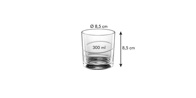 Стакан для виски myDRINK 300 мл,