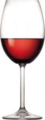 Бокал для красного вина CHARLIE 450 мл (6),