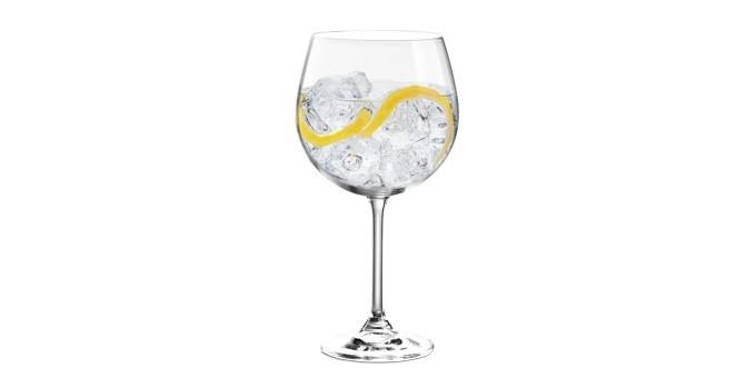 Бокал для gin&tonic CHARLIE 640 мл (6),