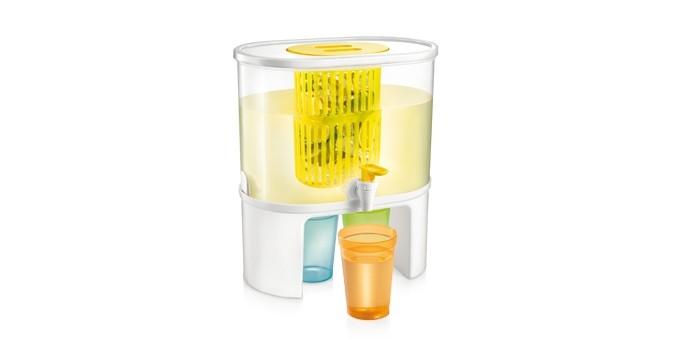 Контейнер для напитков myDRINK 5,0 л, с ситом,