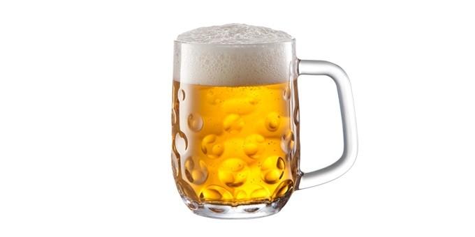 Бокал для пива 0,5л myBEER Salute!,