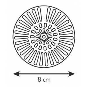 Ситечко для раковины хромовое, d7 cm