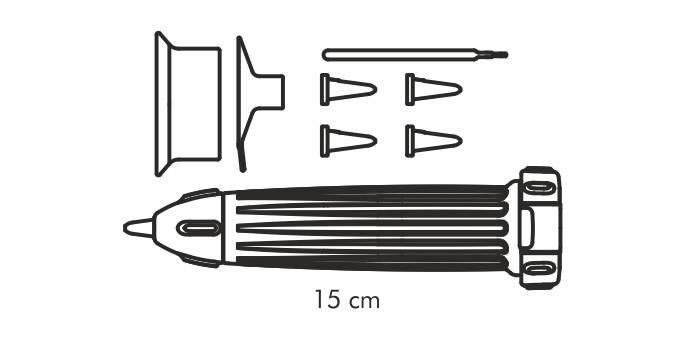Кондитерский карандаш DELICIA