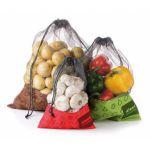 Сетка для пищевых продуктов 4FOOD набор 3 шт