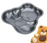 """Форма для выпечки  """"Медведь"""