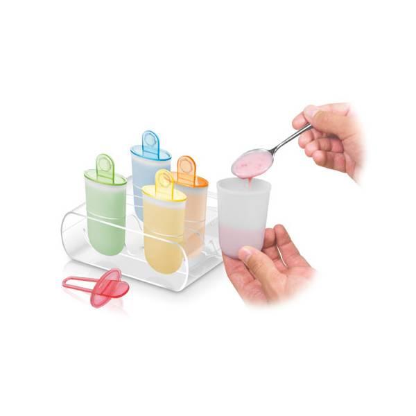 Формочки для мороженого BAMBINI, 6шт