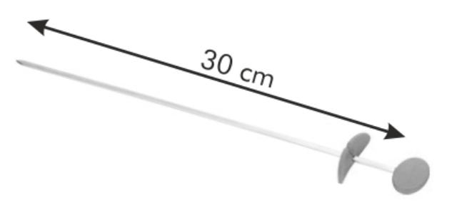 Шампур для гриля PRESTO TONE 30 см, 3 шт.