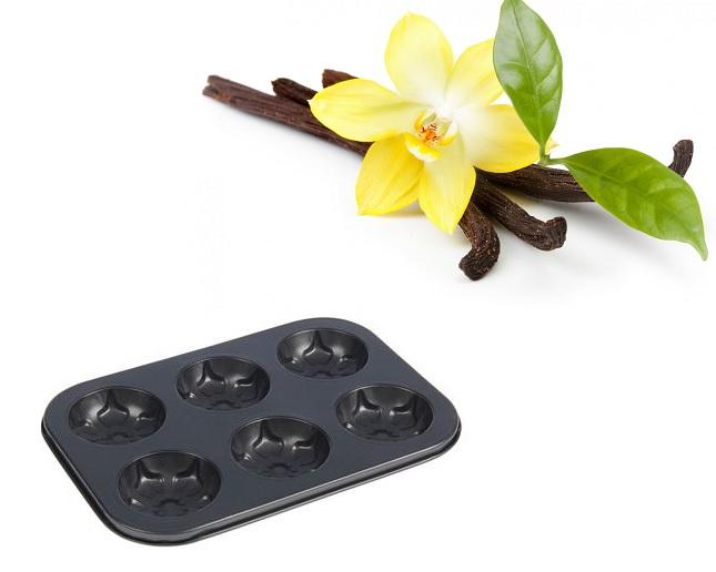 Форма  6 ячеек Орхидеи