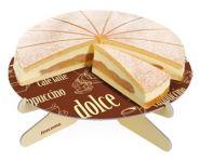 Подставка для торта DELICIA, кофе