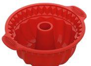 Форма для круглого кекса глубокая, силиконовая Nadoba Mila